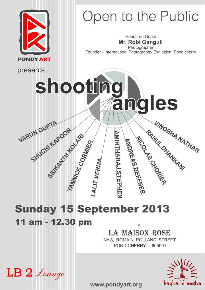 Shooting Angles