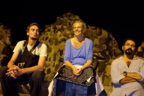 Yannick, Kasha and Varun