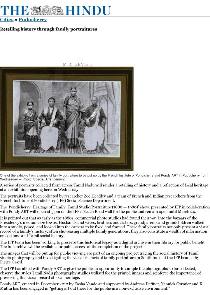 Retelling history through family portraitures - The Hindu-page-001